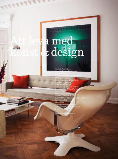Att leva med konst & design
