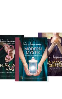 Bokpaket – Kajsa Ingemarsson