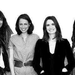 Anne Berest, Audrey Diwan, Caroline de Maigret och Sophie Mas