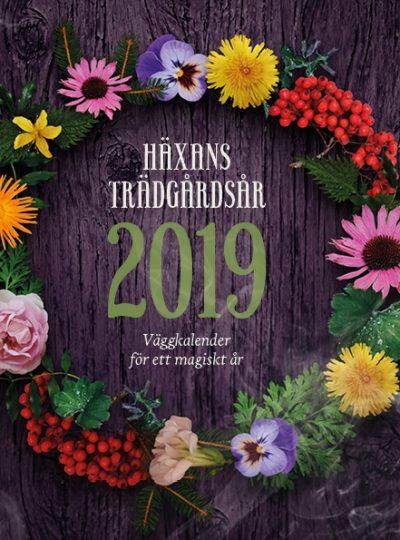 Häxans trädgårdsår 2019