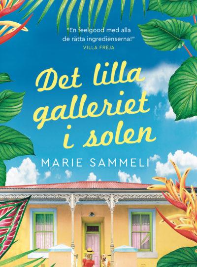 Det lilla galleriet i solen (pocket)
